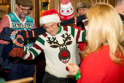 20161215 Edison Park Ugly Sweater Pub Crawl