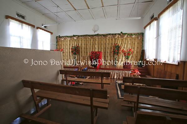 ZAMBIA, Mufulira. Mufulira Synagogue (former) (Lumumba Road Synagogue) (2.2013)