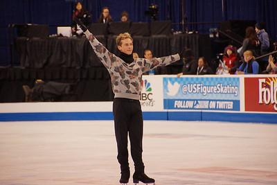 US Nationals, Boston, 1-14