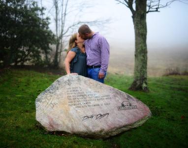 Kelly & Eric Engaged