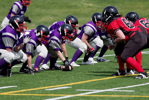 2010 Lethbridge Steel Womens Football