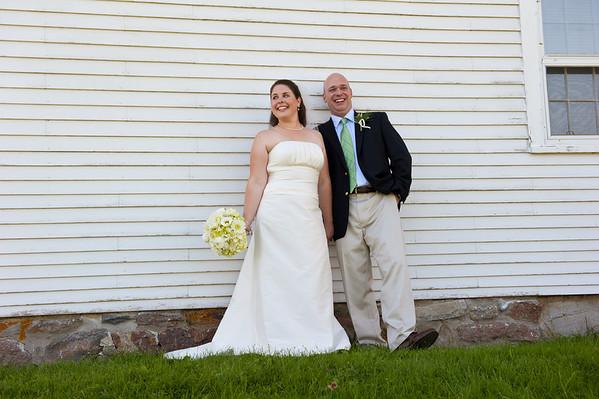 Becky and Michael's Wedding