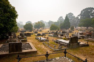 Beechworth Cemetery 2020