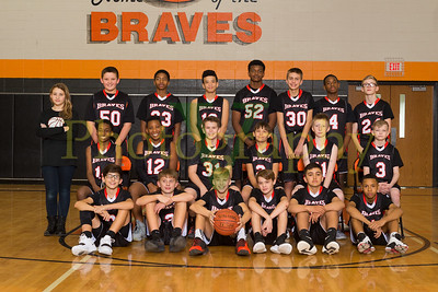 Clark MS Boys Basketball