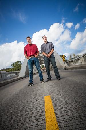 Matt & James Smith