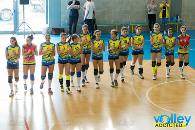 U16f: G.B. Volley - Virtus Cermenate