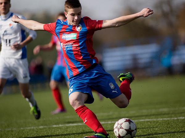 Plzeň U19 - Baník 4:3