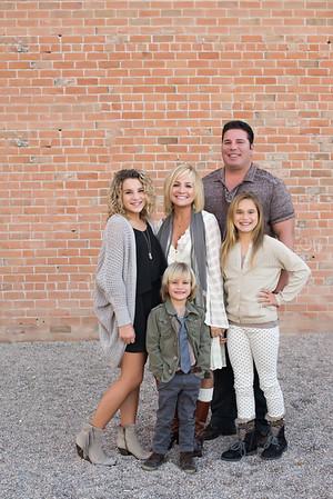 Bowman Family 2015