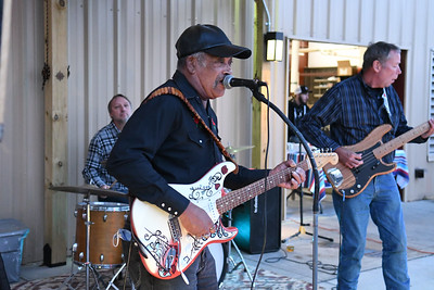 Rodger Montgomery Blues Band at Altered State Distillery
