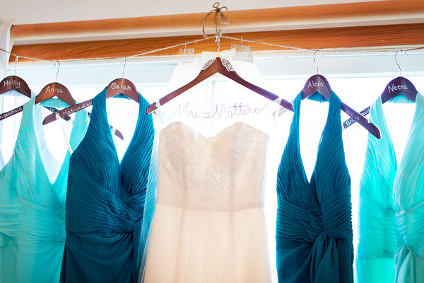Vesper  Mattero Wedding