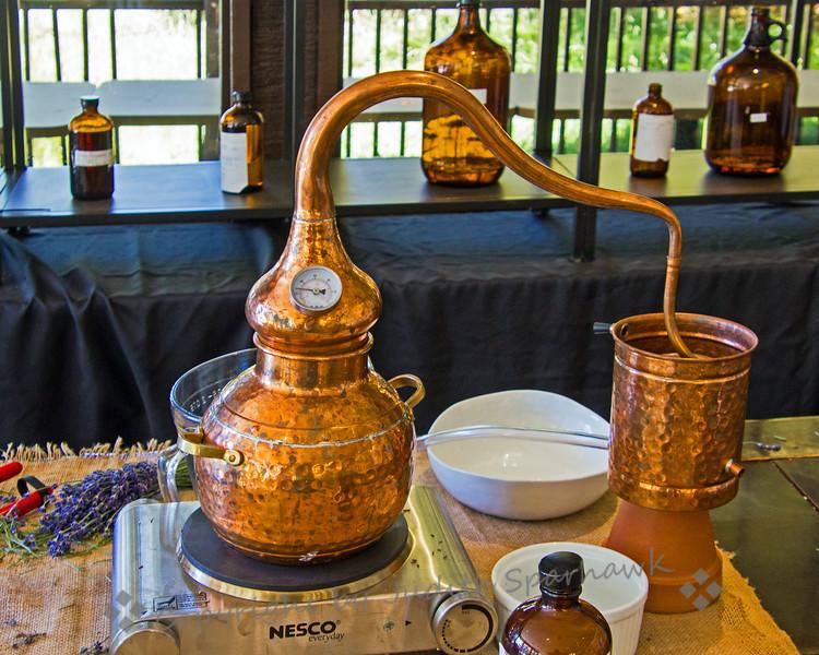 The Lavender Distiller