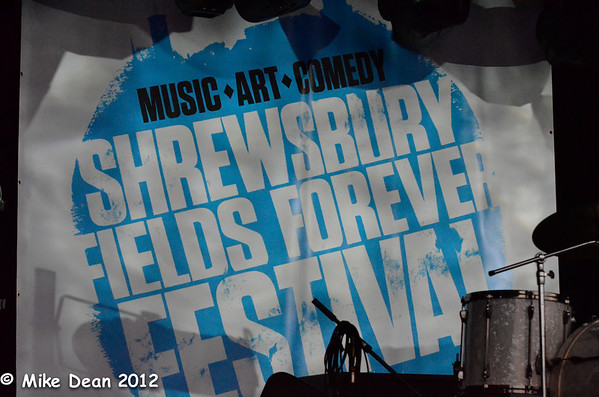 Shrewsbury Fields Festival 2012