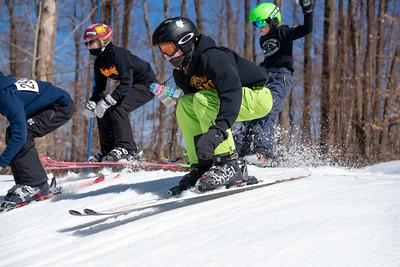 Skier Boarder Cross 3-13-21