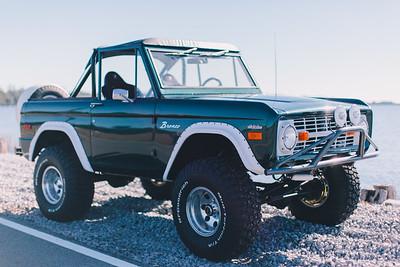 Palmetto 1975 Bronco