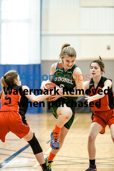 Girls - O'Donel vs Waterford Valley