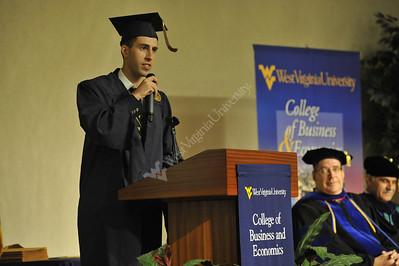 27740 WVU College Business Economics  Academic Hooding August 2011