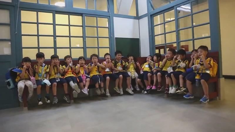 20201015 五常國中幼兒園校外教學@台灣博物館鐵道部園區