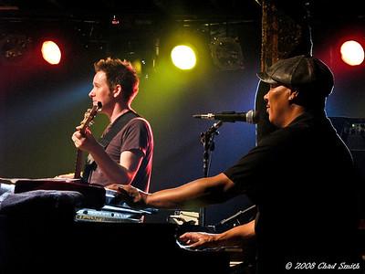 Charlie Hunter Trio @ The Lakeshore Theater Sept 2008