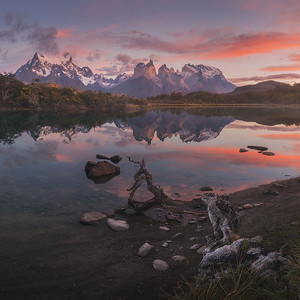 Patagonia Photo Workshop in Autumn