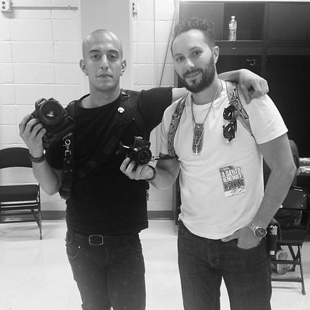 Adam Elmakias and Matt Swaggart of Holdfast Gear