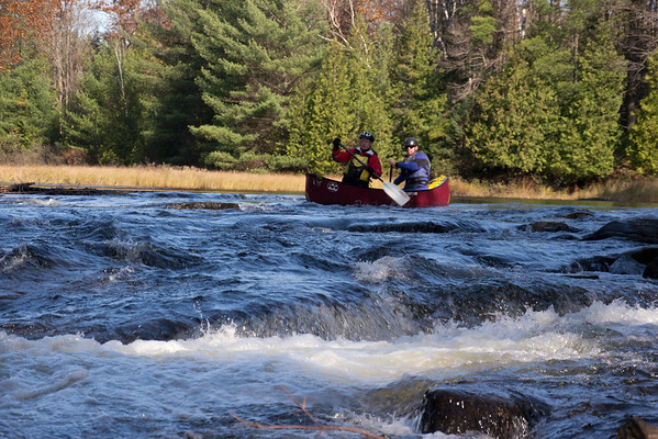 Mississaga River Oct 2011