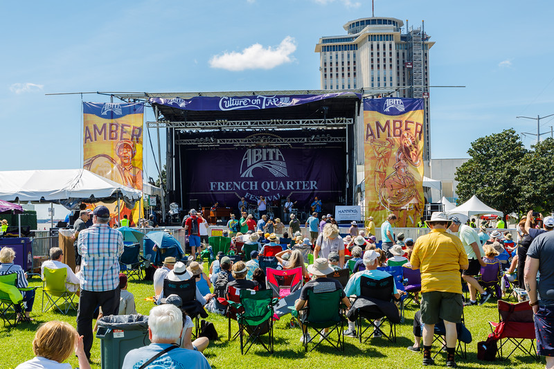 French Quarter Jazz Festival - New Orleans
