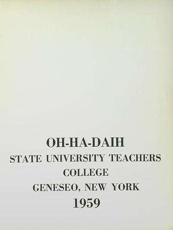 1959 Oh-Ha-Daih