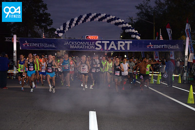 Ameris Bank - 5k - Half & Full Marathon 2017