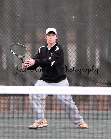 UGHS Tennis 2/14 & 3/08