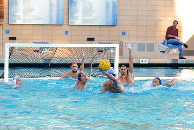 MPSF Championships 2011 Men - Semi-Final - University of California Los Angeles vs Berkeley 11/26/11. Final score 7 to 6 in OT. UCLA vs UCB. Photos by Allen Lorentzen.