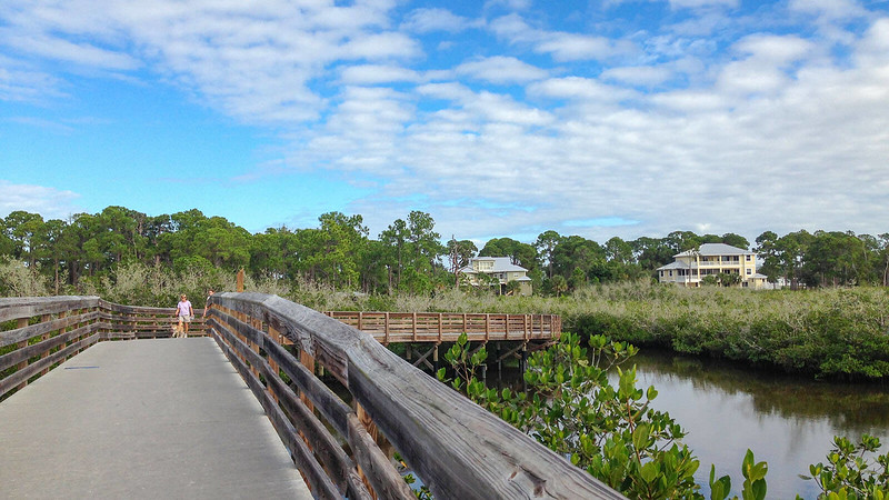 Oyster Creek bridge