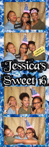 Jessica's Sweet 16