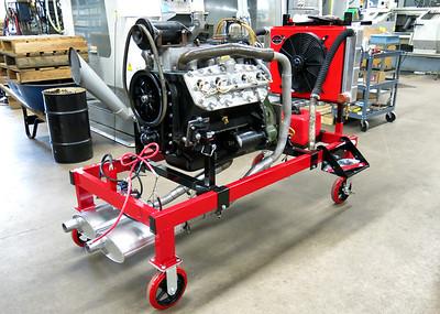 Engine/Transmission Rebuilding