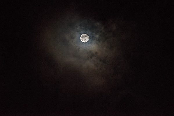 Luna desde la Chardon