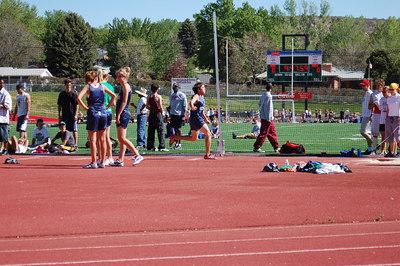 Regional Track Meet - 5/13/06