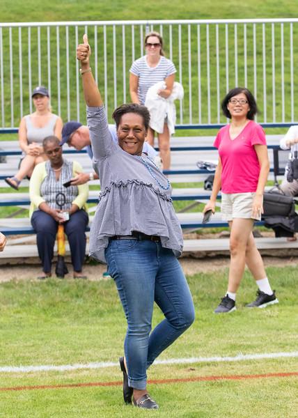 SEPTEMBER 7, 2018 - BRYN MAWR, PA -- Baldwin School Varsity Soccer vs Friends' Central School Friday, September 7, 2018.  PHOTOS © 2018 Jay Gorodetzer -- Jay Gorodetzer Photography, www.JayGorodetzer.com