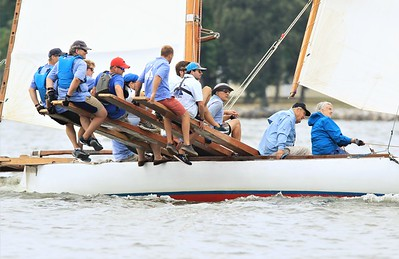 Log Canoes - MRYC Governor's Cup