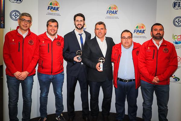 Gala Campeões FPAK 2018-19