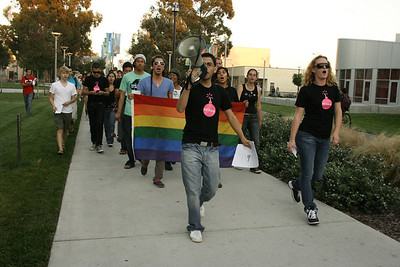 UCSB LGBT protests