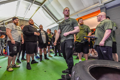 Gateshead Strongman 4th May 2019