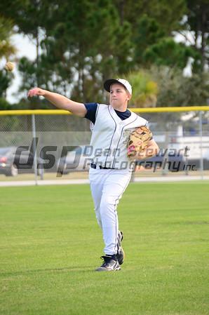 Holy Trinity JV Baseball 2-16-12