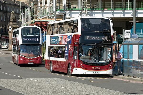 14th July 2021: Edinburgh