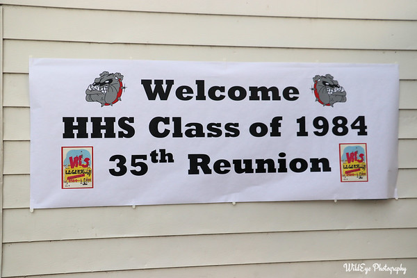 2019 HHS Class of 84 - 35th Reunion