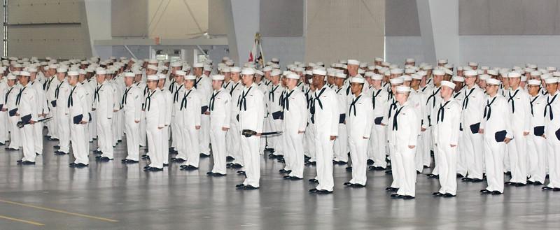 USN Recruit Graduation PIR 9-28-12