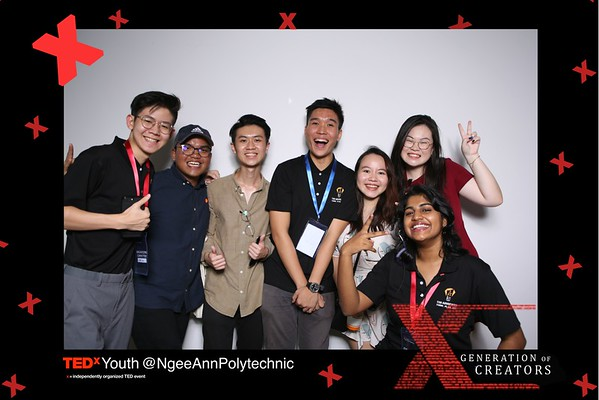 Tedx Youth @ Ngee Ann Polytechnic