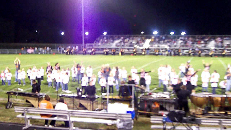 Callie at Cheer Camp Republic 2008