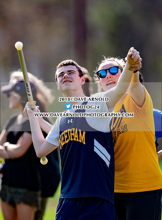 5/2/2018 - Unified Track & Field - Wellesley and Needham