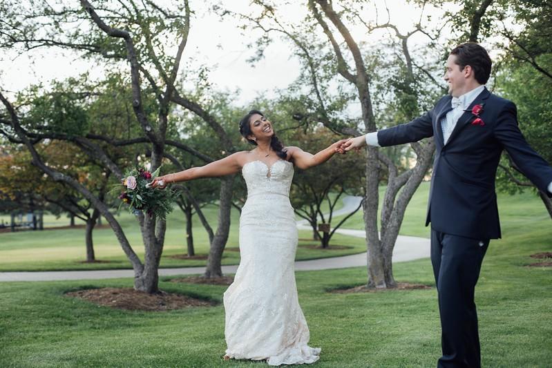 LeCapeWeddings Chicago Photographer - Renu and Ryan - Hilton Oakbrook Hills Indian Wedding -  938.jpg