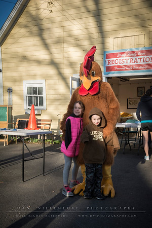 Strong Farm Chicken Run 2015
