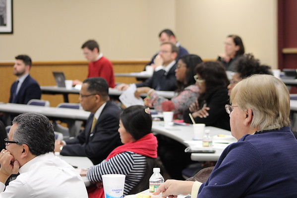 9th Annual Dean's Diversity Forum at Widener University Commonwealth Law School